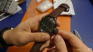 видео мужские часы