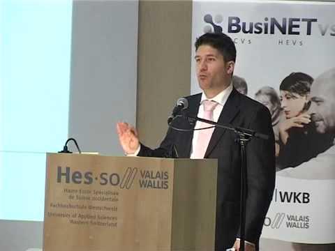 Event 17/11/2011 - Business Valais, Canton du Valais - Finances