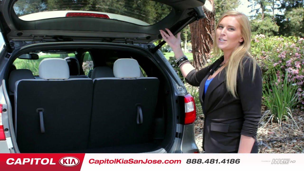 2015 Kia Sorento SXL   Capitol Kia San Jose   YouTube