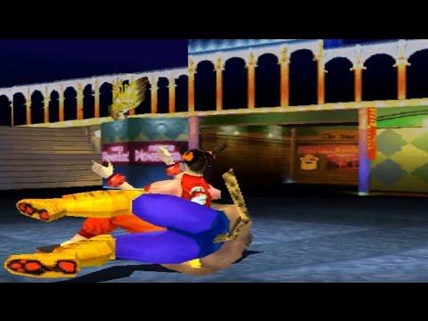 TEKKEN 3 King  (Secret Moves and rare Custom Combos in Arcade Mode).