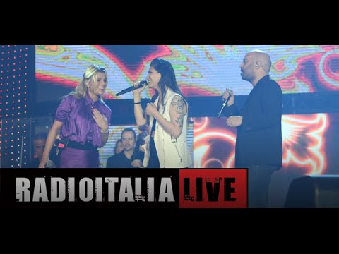 Radio Italia Live Il Concerto - Elisa, Emma e Sangiorgi cantano