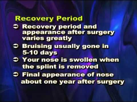 NT Vol. 4 Ch. 6 - Rhinoplasty Complications & Recovery