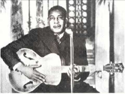 Arthur 'Big Boy' Crudup - My Baby Left Me
