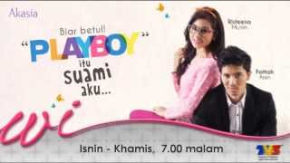 Repeat youtube video OST Playboy Itu Suami Aku - Encik Mimpi - Rindukanlah [Lyric Video]