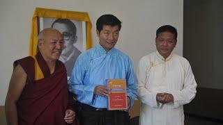 Tibetan Version of Book 'Authenticating Tibet' Launched བོད་དོན་དག་སྐྱེལ་ཞེས་པའི་དཔེ་དེབ་དབུ་འབྱེད།