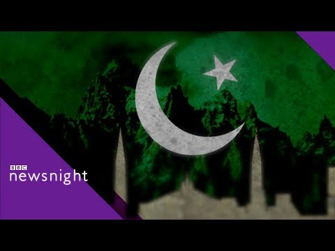 Meet Pakistan's newest political party - inspired by a convicted murderer - BBC Newsnight