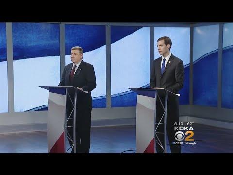 Saccone, Lamb Discuss Gun Control In Special Election Debate