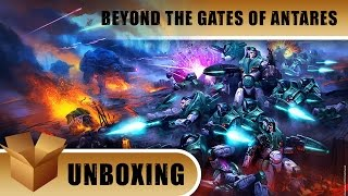 Beyond The Gates of Antares 2 Player Starter Set