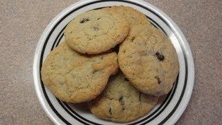 Cookingandcrafting's  Oatmeal Raisin Crisps Cookies