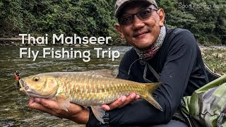 Mahseer Fly Fishing Trip - Quick Takes From Travel to Fishing