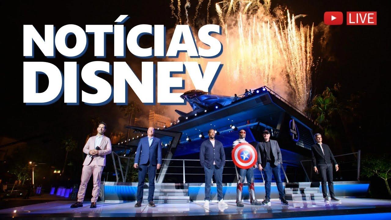 Resumo da Semana | Notícias Disney 05/06/21