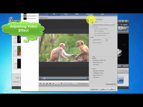 How to convert any video to MP4, AVI, MOV, Webm, MP3, FLAC, AAC and more