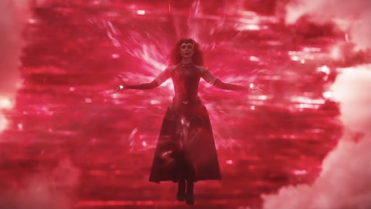 Download Scarlet Witch- All Powers from WandaVision and the movies