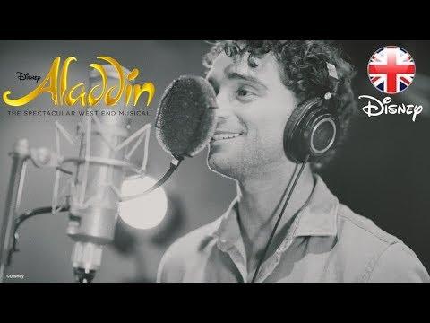 ALADDIN THE MUSICAL   A Whole New World   Disney UK