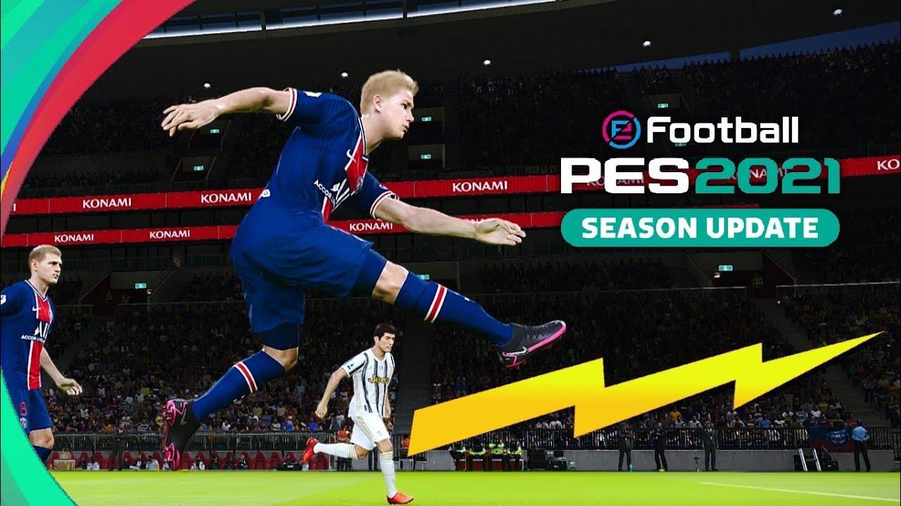 eFootball PES 2021 - Kevin De Bruyne scores Top Goal ...