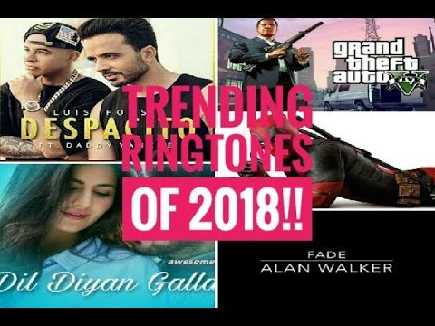 TOP 5 MOST TRENDING RINGTONES || OF 2018 || DOWNLOAD LINKS AVAILABLE || #Musicology