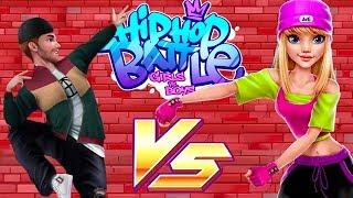 Хип-Хоп Баттл Мальчики против Девочек.Кто Самый Лучший в Танцах.Геймплей Игры