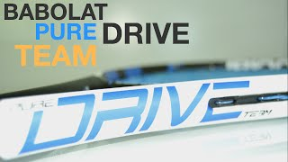 Babolat Pure Drive Team - Review/Test