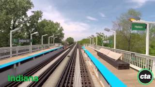 CTA Ride the Rails: Green Line to Harlem