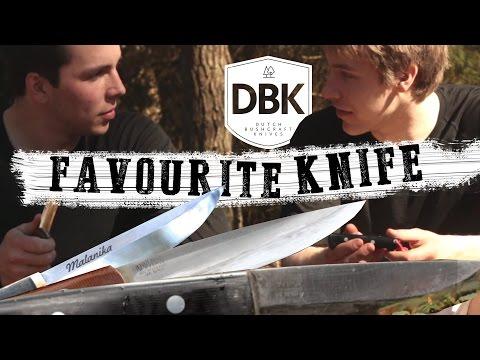 Favourite Knife! // Secrets Revealed