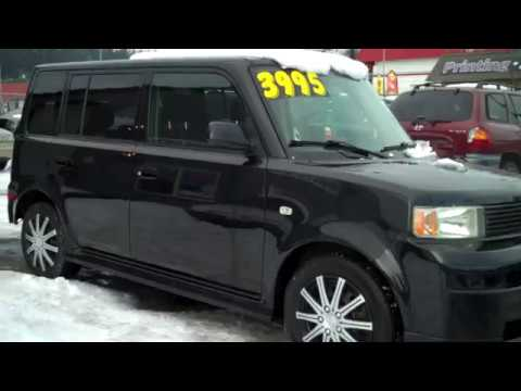 Superior 2005 TOYOTA SCION XB SOLD!!   YouTube