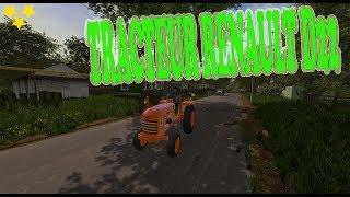 "[""TRACTEUR RENAULT D22 V1.0"", ""Mod Vorstellung Farming Simulator Ls17:TRACTEUR RENAULT D22"", ""RENAULT D22""]"