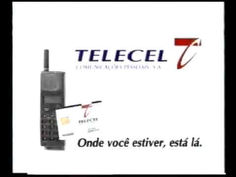 Telecel Onde Voce Estiver Esta La Publicidade 1994