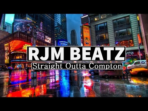 """Straight Outta Compton"" Motivational Uplifting Hip Hop Instrumental 2016 (Prod By ZigZag Beats)"