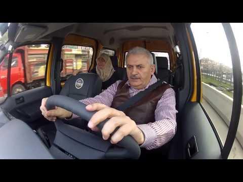 Meclis Taksi - Binali Yıldırım