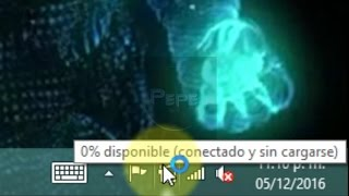solucin conectado y sin cargarse en windows fix plugged in but not charging windows  2017