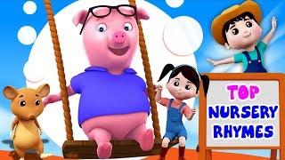 15 Melhores Rimas   Rimas Populares Para Crianças   Top 15 Nursery Rhymes   Farmees Português