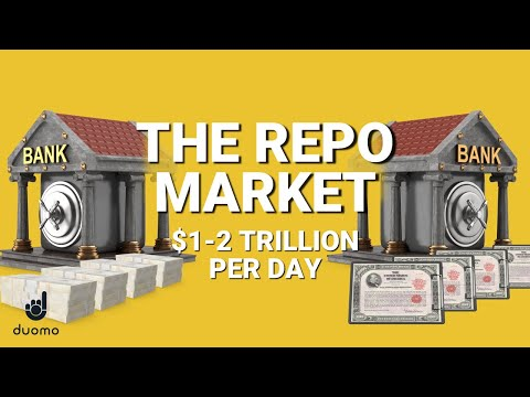 What is the Repo Market?   Explained in 3 Minutes