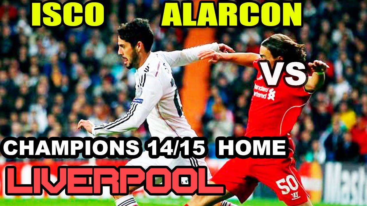 Isco Alarcon vs F.C Li...