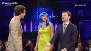 MIKA & KATY PERRY (Funny moment  Eng Sub)
