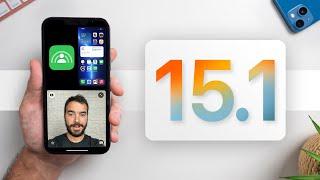 iOS 15.1  25+ Cosas Nuevas