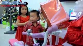 Dịch vụ Ông già Noel đến nhà tặng quà tại TP HCM   0938 089 389   Quà Tặng Giáng Sinh Ý Nghĩa