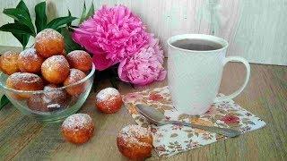 Творожные Пончики СЪЕДАЮТСЯ МГНОВЕННО!!! Cottage cheese Donuts