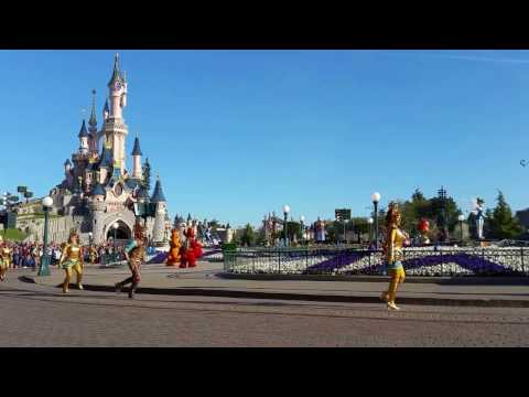 The Disneyland Paris 25th Anniversary Grand Celebration