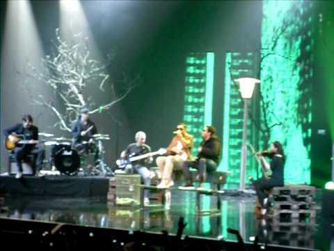 Sido feat. Adel Tawil live @ Comet - Der Himmel soll warten