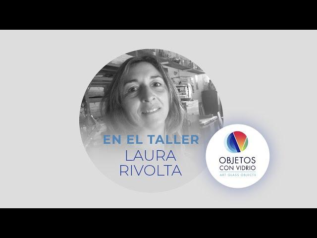 En el Taller de Laura Rivolta