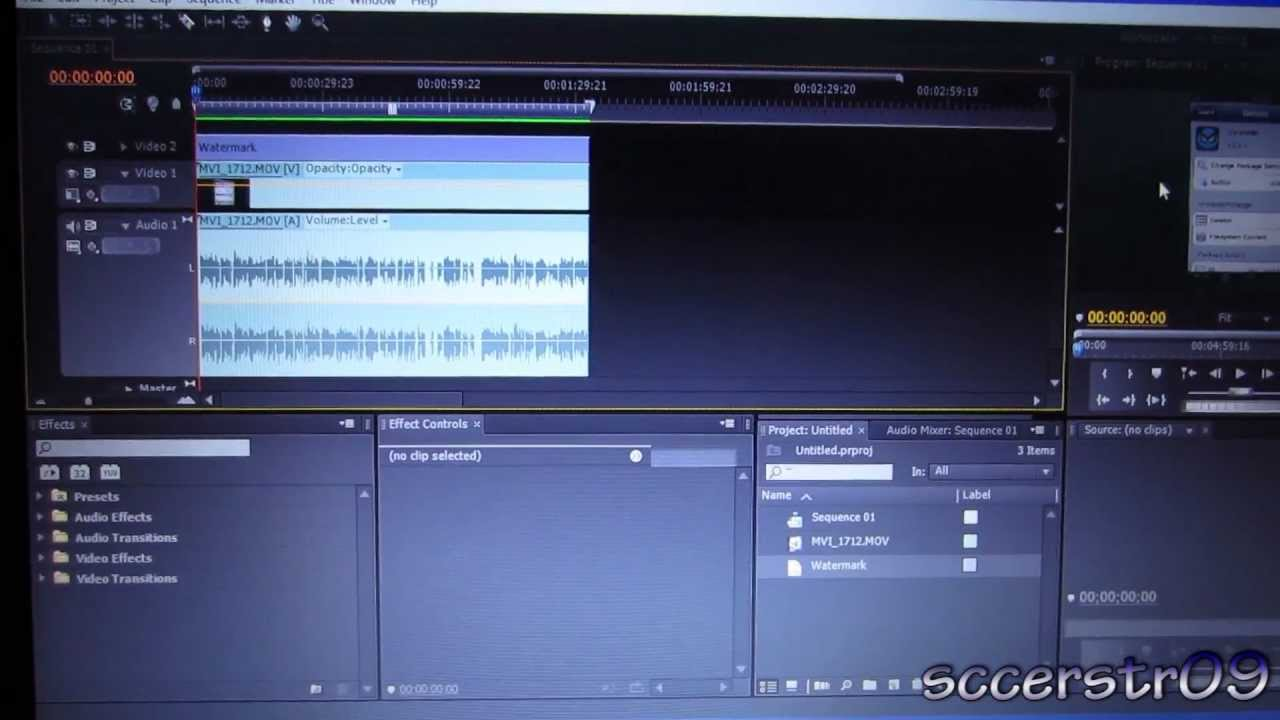 Fix Exporting Problems in Adobe Premiere Pro