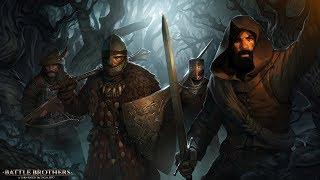 Battle Brothers - B&E. Expert/Ironmen. Война Домов. Длинный квест, раздетые рыцари, и +1уник!