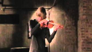Bayer Eduard, N. Paganini: Capriccio No. 14 International music competition Cologne Violin