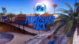 PHOTOSHOP PACK | ПАК ДЛЯ ФОТОШОПА