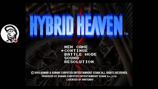 Hybrid Heaven (Nintendo 64) Last Bosses + Ending