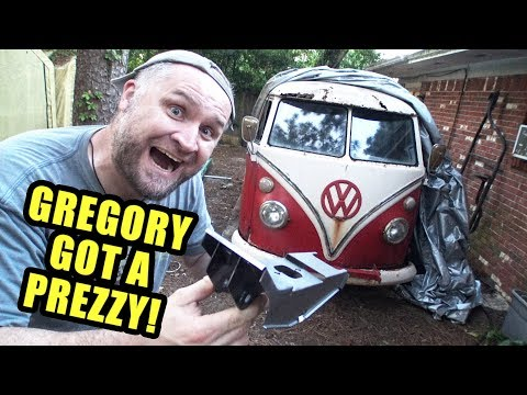 1967 VW Bus Parts - Music - Booze - Mid Day Q&A - 66