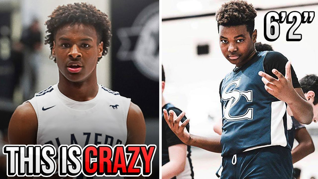 Download BRYCE JAMES IS OFFICIALLY BETTER THAN BRONNY - HERE'S WHY