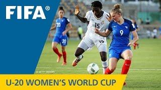 MATCH 13: FRANCE v GHANA - FIFA Women