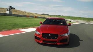 Jaguar XE S Review | PistonHeadsTV