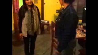 Slam de Octubre: MARIA E. Ponciano y Gabriela Barrios. #SlamExtremo.